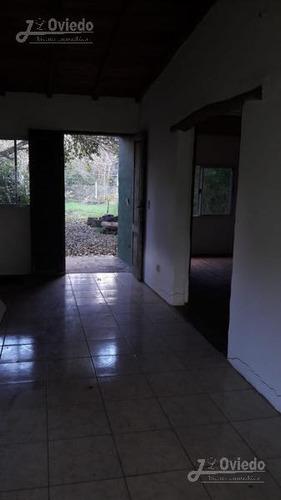 casa con dos dormitorio y patio amplio