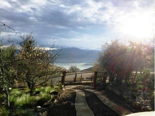 casa con espectacular vista al valle de
