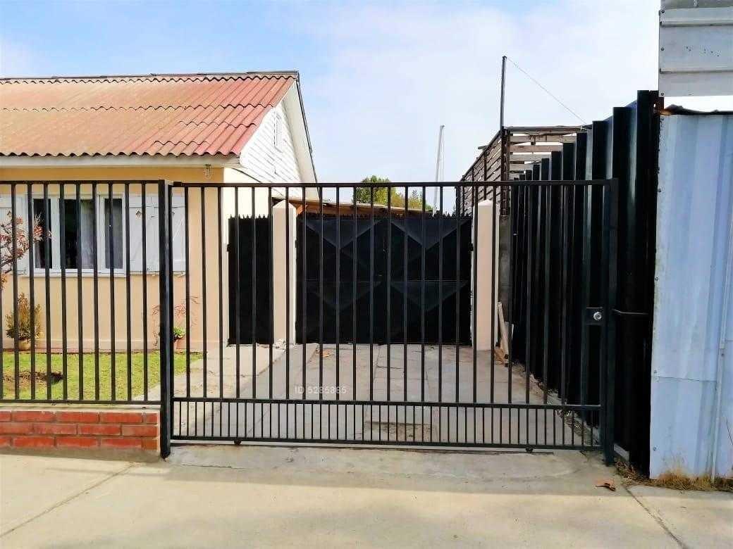 casa con excelente terreno