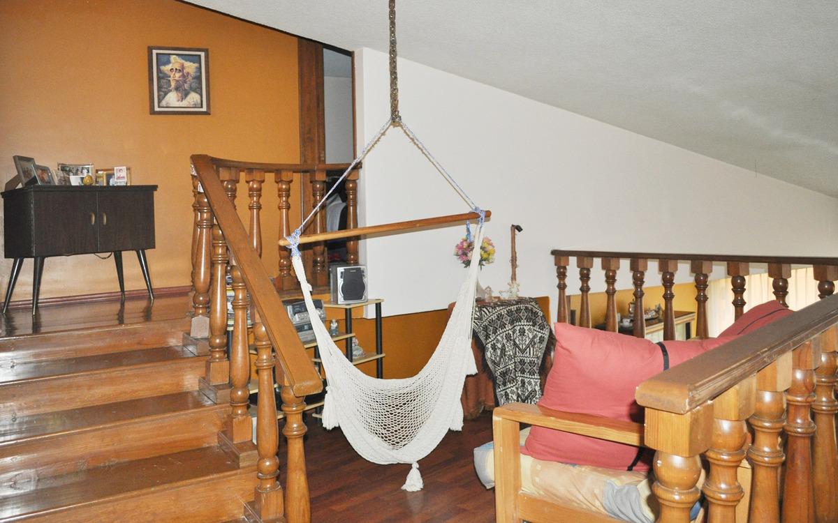 casa con excelente ubicación en cuajimalpa. (487)