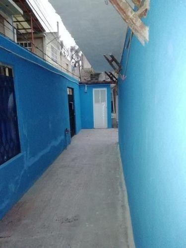 casa con gran potencial a unos pasos de av ermita iztapalapa