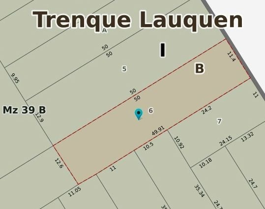 casa con hermoso terreno en venta en #trenquelauquen