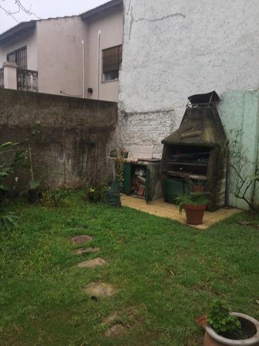 casa con jardin , 4 dorm. y dependencia, martinez.!