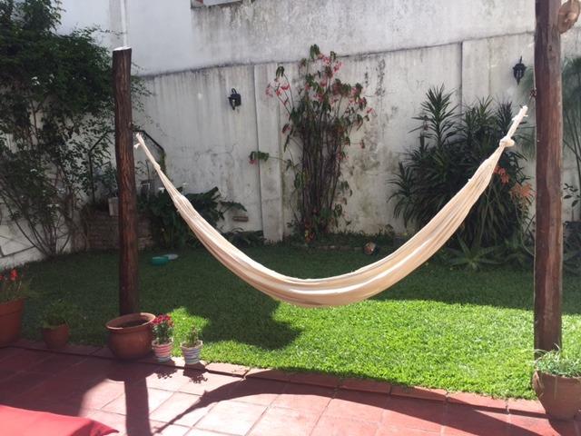 casa con jardin en devoto- manuel sola 4400