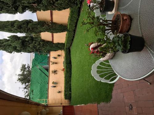 casa con jardín increíbles espacios