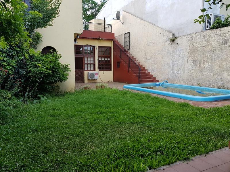 casa  con jardin, pisicina y quincho- florida belgrano-oeste