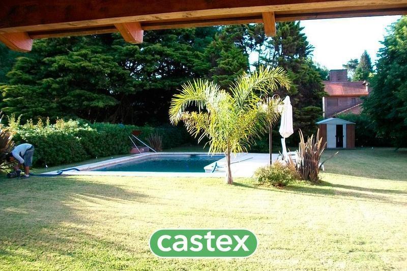 casa con magnífico parque en venta en mapuche