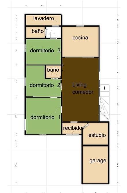 casa con parque 5 amb en lomas de zamora