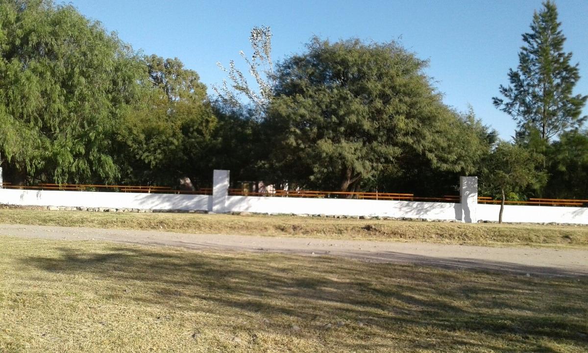 casa con parque