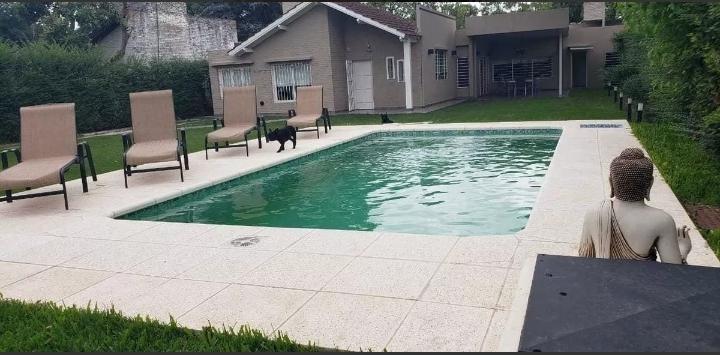 casa con parque y piscina - la unión
