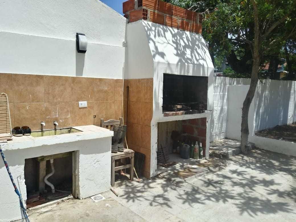 casa con patio  san bernardo   6 personas