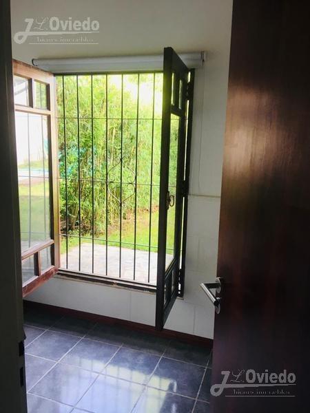 casa con pileta general rodriguez mucho verde***