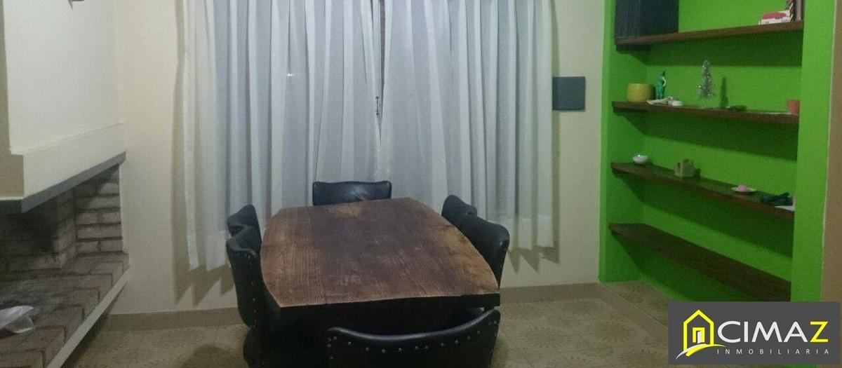 casa con pileta para vacacionar en villa carlos paz