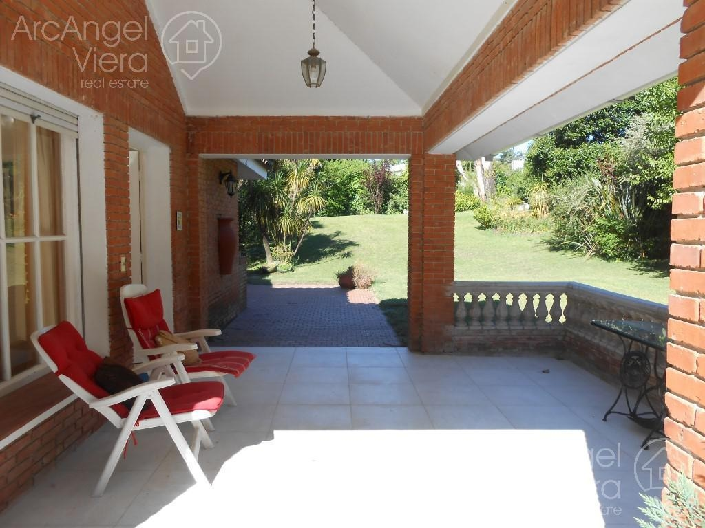 casa con piscina climatizada en alquiler anula y temporario - en venta en  cantegril, punta del este