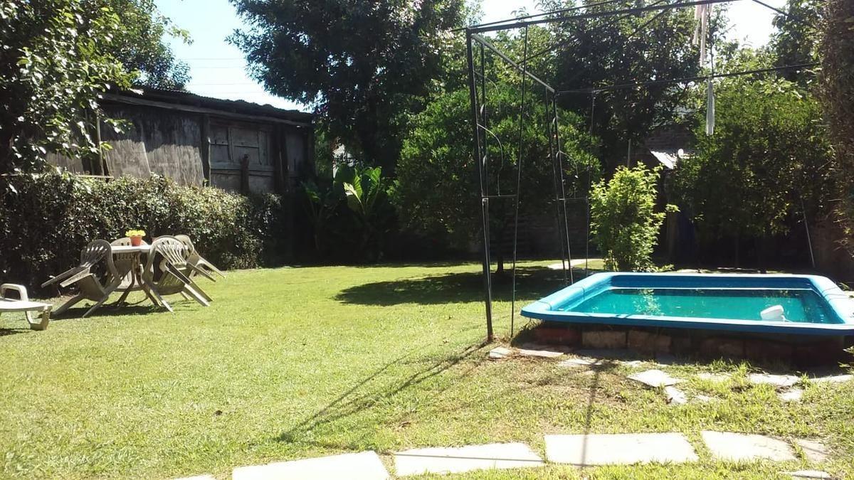 casa con piscina en el talar de pacheco - 5 ambientes