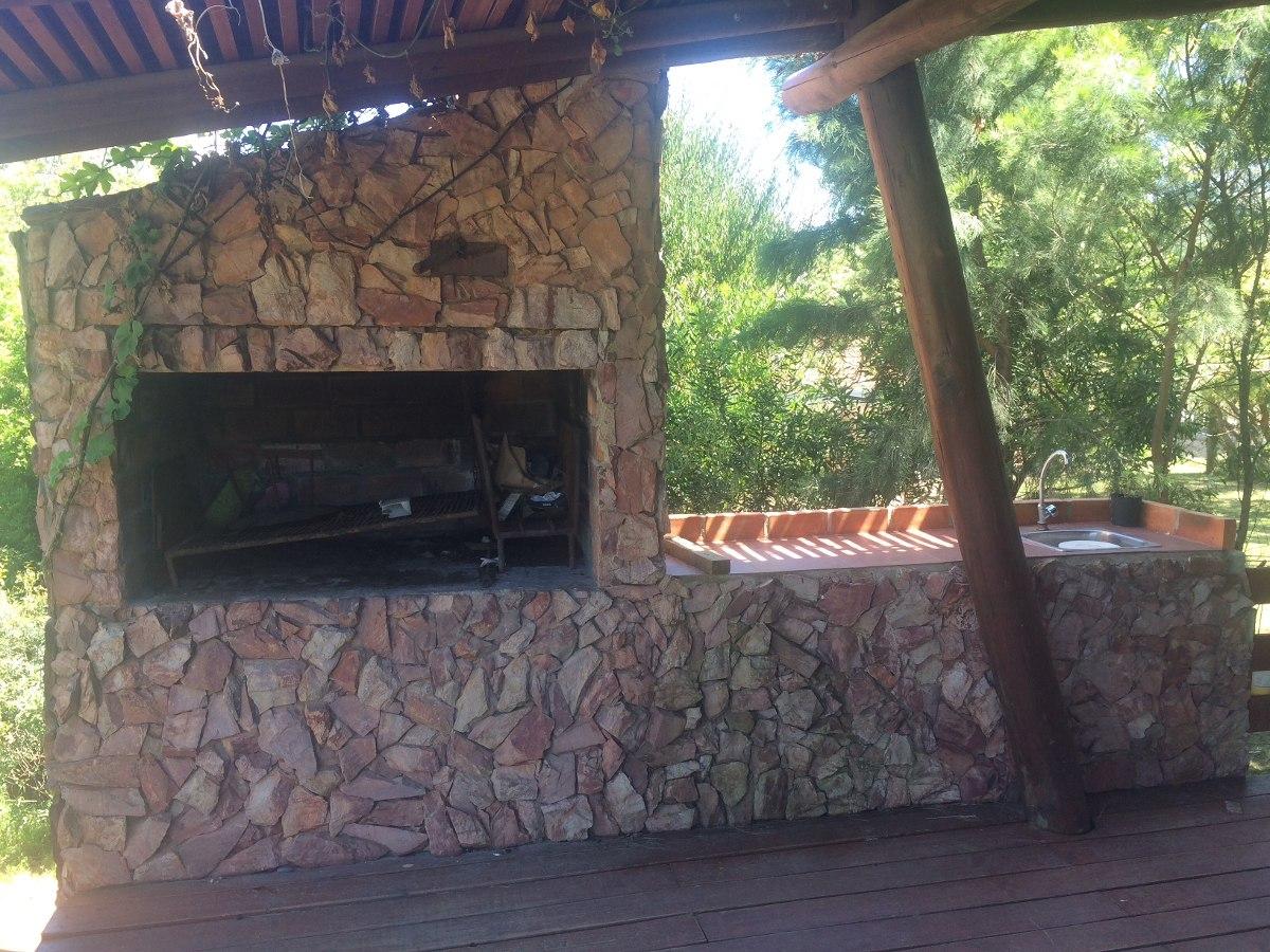 casa con piscina  quincenas verano