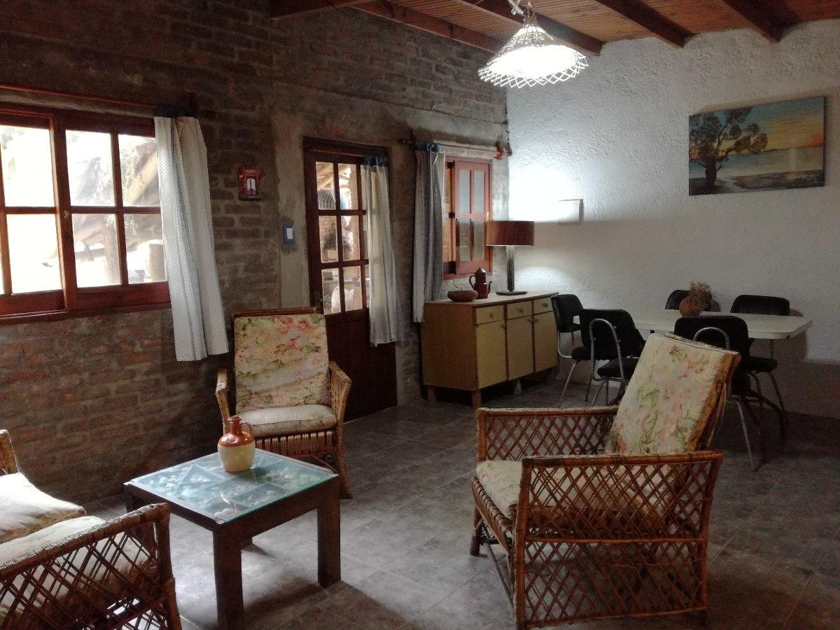casa con preciosa barbacoa: el tranquilo - la pedrera