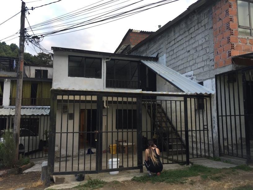 casa con renta sector la cumbre manizales