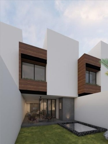 casa con roof garden en montes de amé