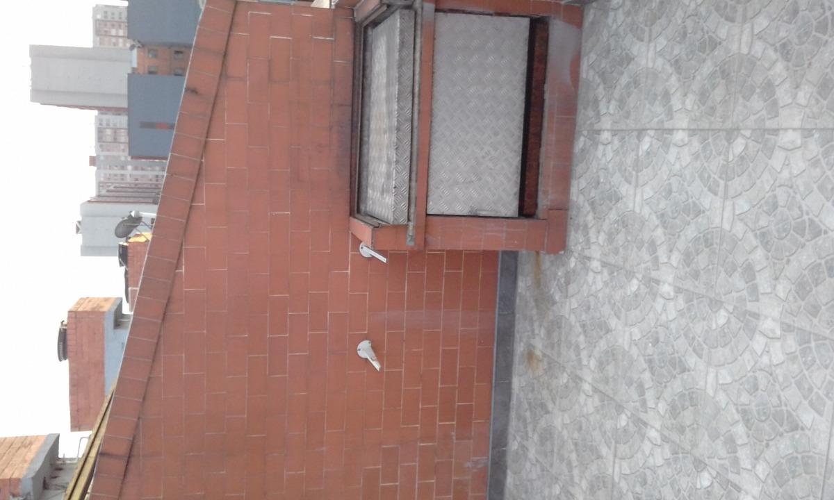 casa con terraza