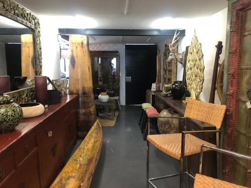 casa con uso de suelo comercial en renta/barranca del muerto