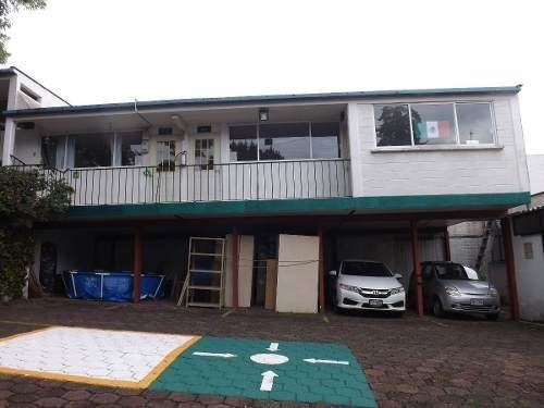 casa con uso de suelo comercial en tlalpan
