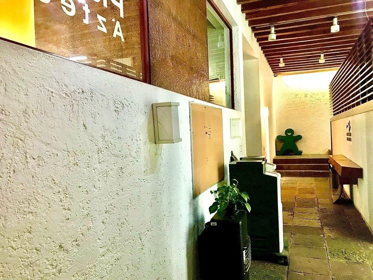 casa con uso de suelo para oficina, jardines del pedregal, álvaro obregón, cdmx
