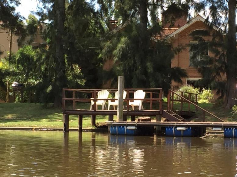 casa con vista a lago en alquiler anual - cube