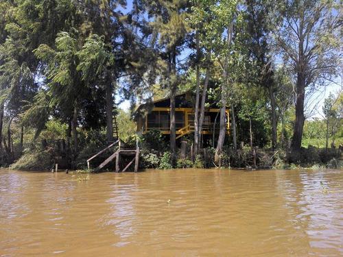 casa con vista al río hasta 5 pasajeros