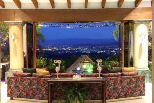 casa con vista panorámica espectacular en san gaspar