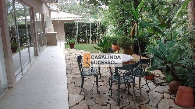casa cond fechado 700m² 4 suites 8 vagas - ca5995 - ca5995