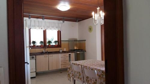 casa cond. osato - atibaia - 4 dorms + apto studio ca-394
