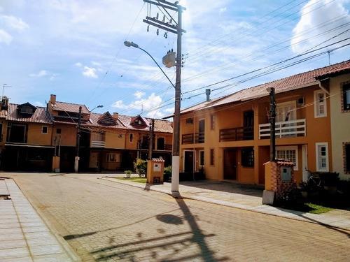 casa condomínio em aberta dos morros com 3 dormitórios - lu267938