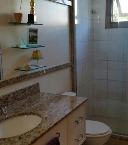 casa condomínio em belém novo com 3 dormitórios - lu265557