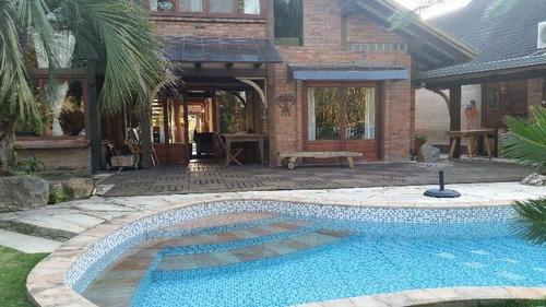 casa condomínio em belém novo com 3 dormitórios - lu266019