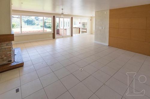 casa condomínio em belém novo com 3 dormitórios - lu267568