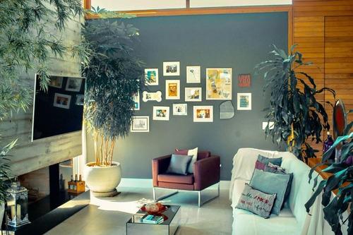 casa condomínio em belém novo com 3 dormitórios - lu268315