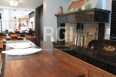 casa condomínio em belém novo com 4 dormitórios - ev2169