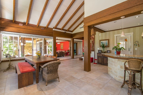 casa condomínio em belém novo com 4 dormitórios - lu266267