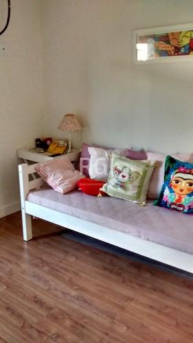 casa condomínio em cavalhada com 3 dormitórios - bt6000