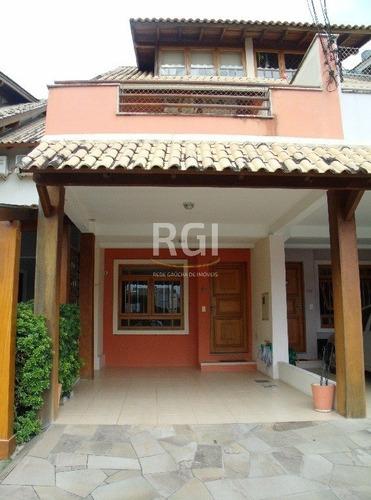 casa condomínio em cavalhada com 3 dormitórios - fr2771