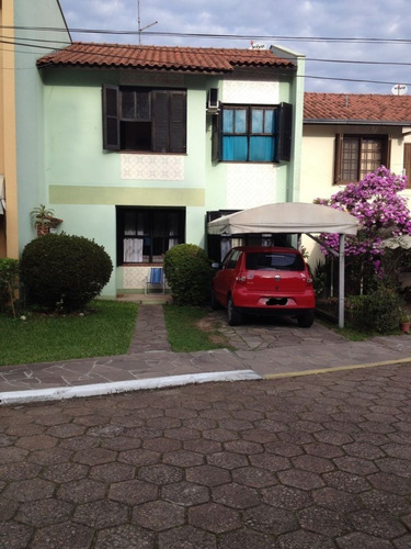 casa condomínio em cavalhada com 3 dormitórios - li261055