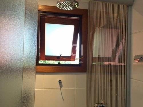 casa condomínio em cristal com 3 dormitórios - li50876723