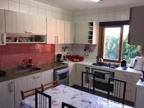 casa condomínio em cristal com 3 dormitórios - lu261398