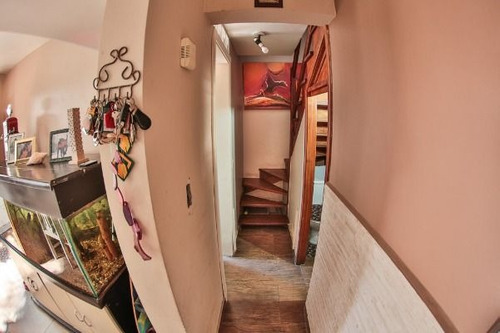 casa condomínio em humaitá com 3 dormitórios - nk18266