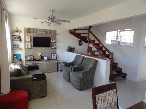 casa condomínio em ipanema com 3 dormitórios - nk17663