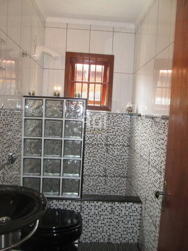 casa condomínio em jardim itu sabará com 4 dormitórios - ho309