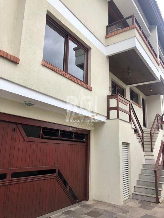 casa condominio em menino deus com 3 dormitórios - ev3839