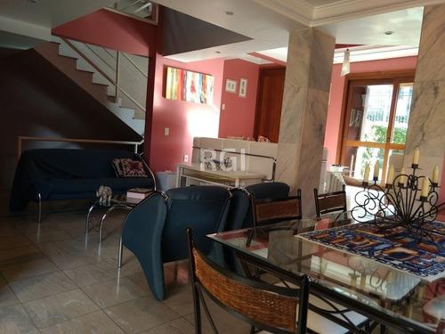 casa condomínio em menino deus com 3 dormitórios - fr2393