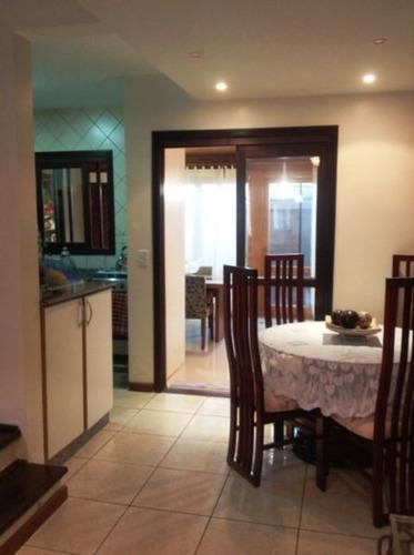casa condomínio em nova ipanema com 3 dormitórios - mi12539
